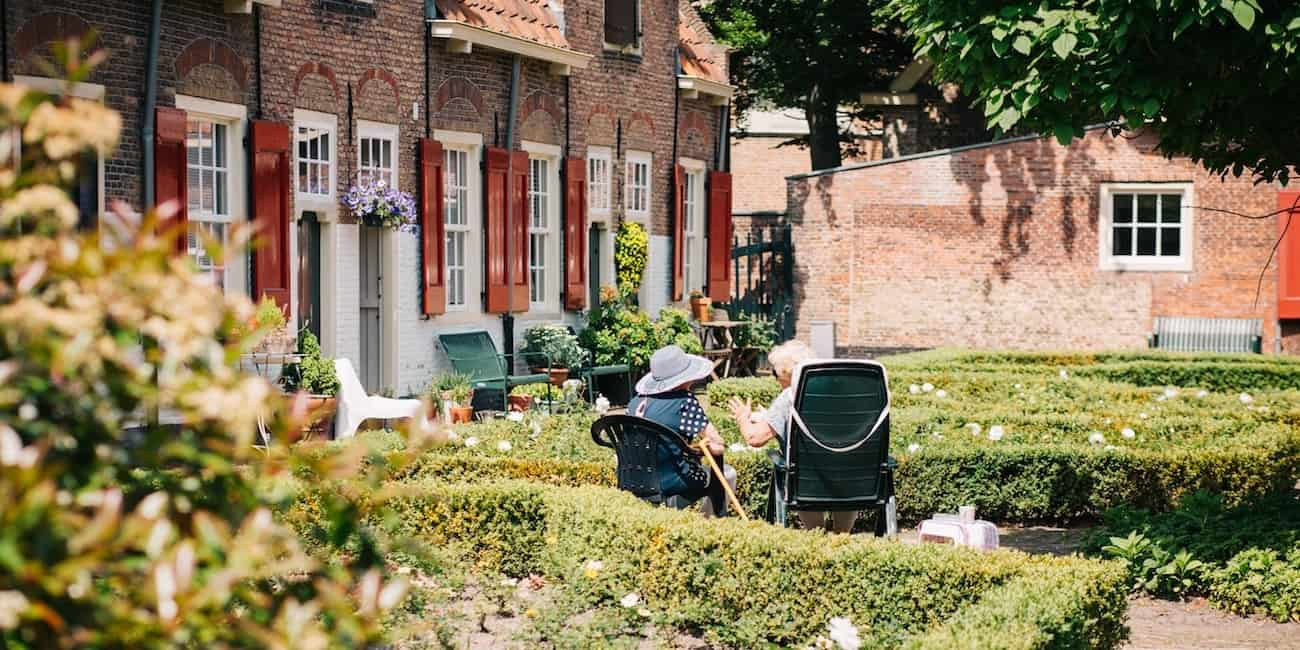 senior housing investment