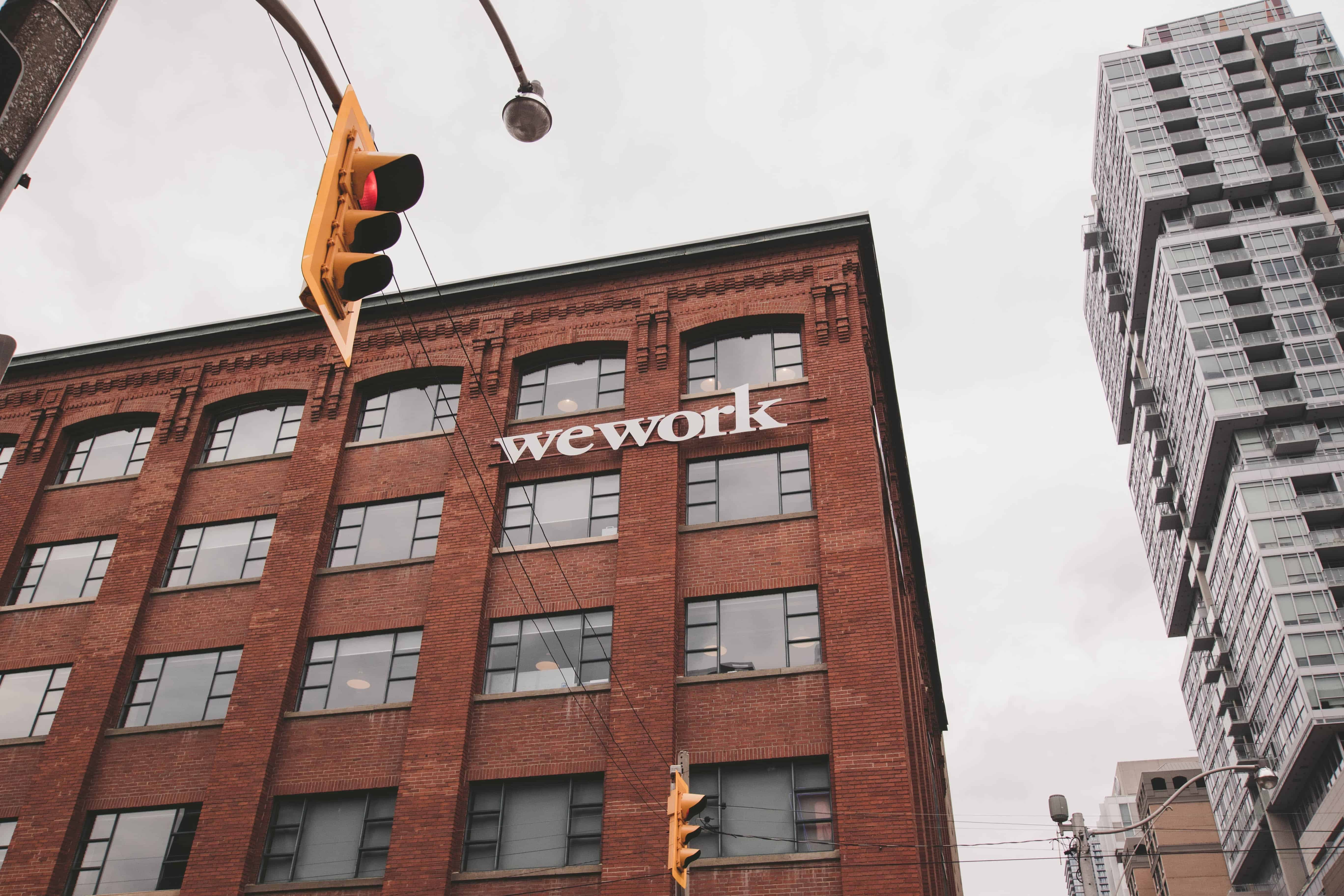 The WeWork Real Estate Model and the Future of Flexible Office Space