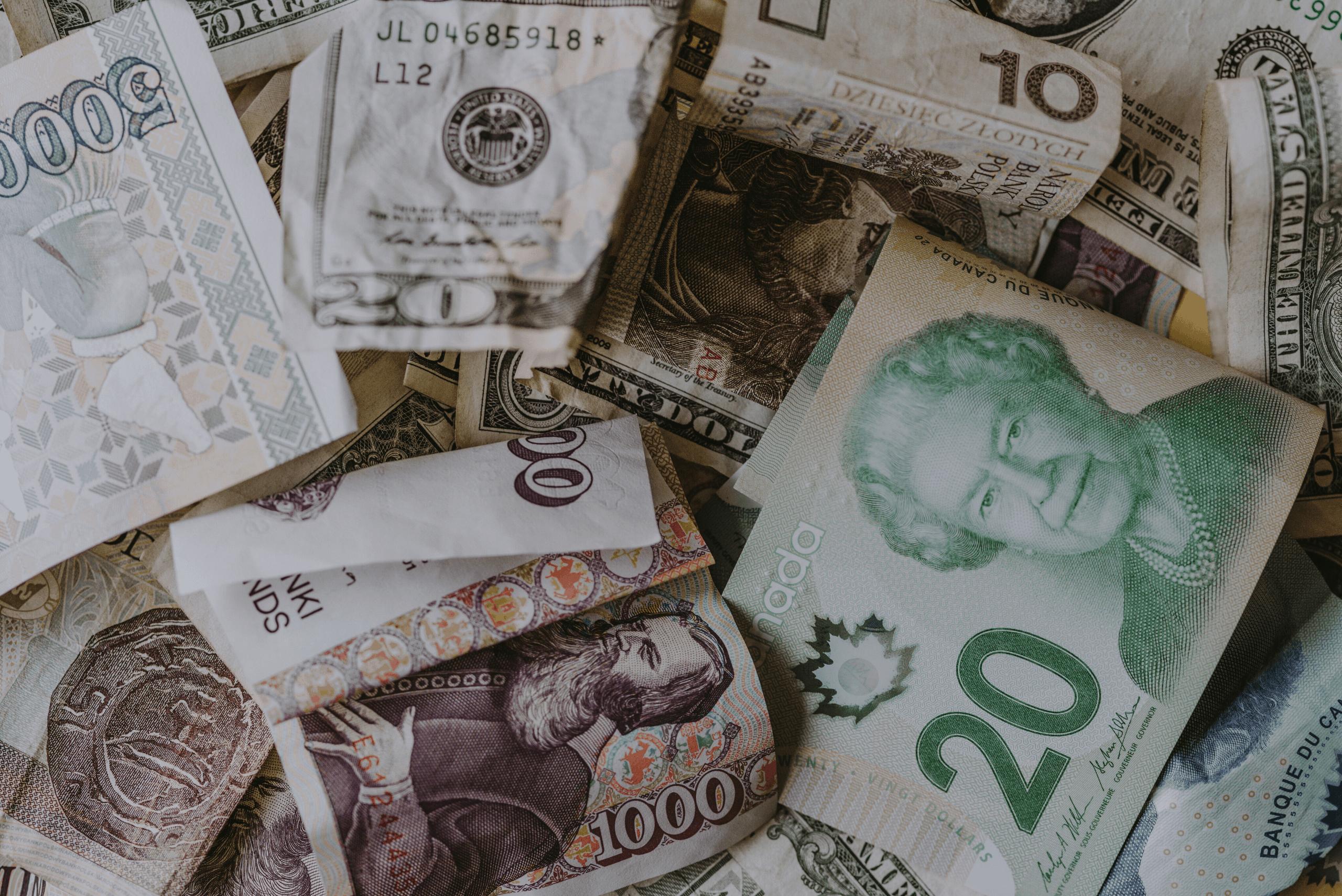 diversificazione monetaria