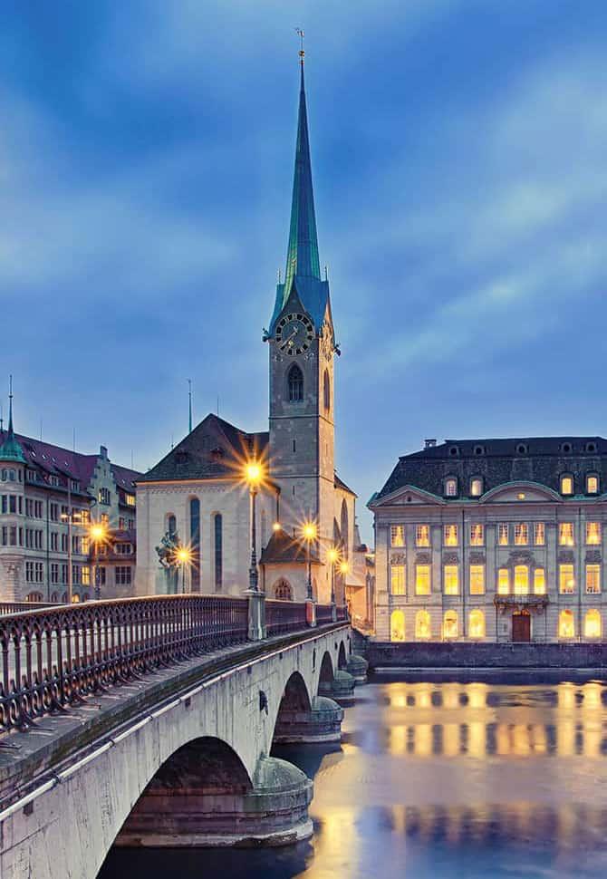 Zurich Ponte